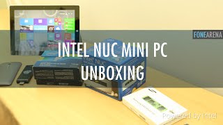 Intel Nuc Mini Pc Unboxing