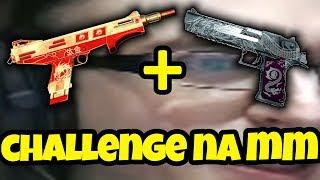 SHOTGUN + DEAGLE ONLY! - CS:GO