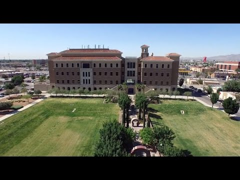 TTUHSC EL PASO: Health, Education, and Research on the Border