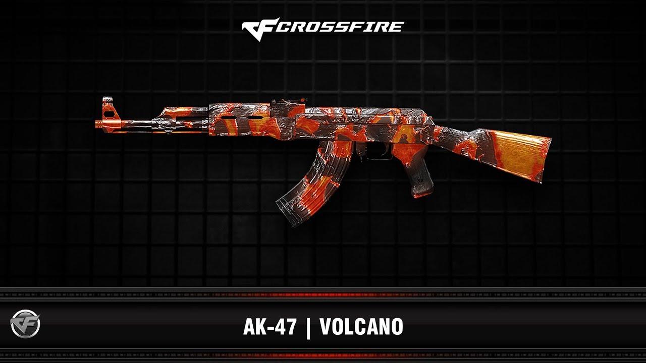 CF : AK-47   Volcano