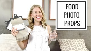 Tips For Food Photography + Photo Props   The Roosevelts
