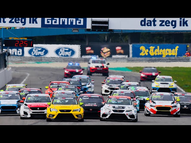 STARTED FROM POLE! TCR EUROPE ASSEN PART2 - VLOG68