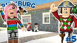 Roblox ITA - E' arrivato il Natale! - Benvenuti a Bloxburg-#76