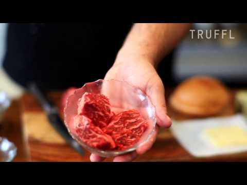 Ultimate Home Burger with Umami's Adam Fleischman - YouTube