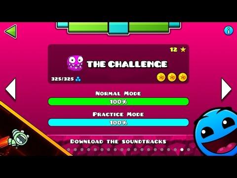 "SI ""THE CHALLENGE"" FUERA GEOMETRY DASH 2.1   Yoshibros64"