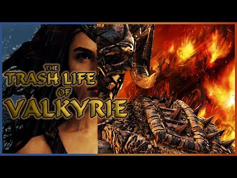 For Honor | The TRASH Life of VALKYRIE