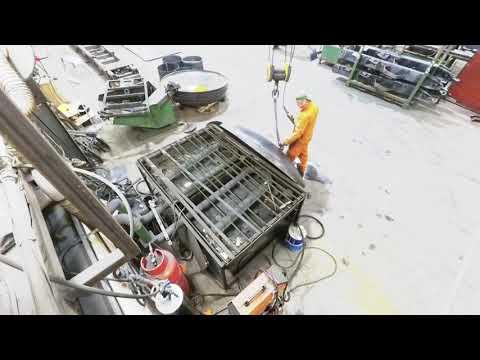 Inside look at making a MAJOR tanker