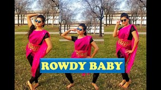 Rowdy Baby Dance Cover Song by Sharmistha Chakraborty|| Maari 2