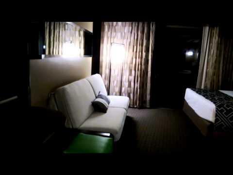 Contemporary Resort Garden Wing Garden View Room Video