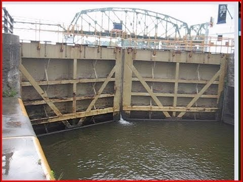 Lock #8 -  Mohawk River -  Erie Canal System  -  Gateway to the Atlantic