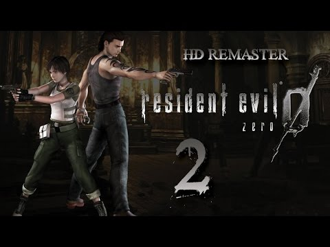 (Part 2) - Let's Play: Resident Evil 0 HD Remastered [BLIND] - Ridin' Solo
