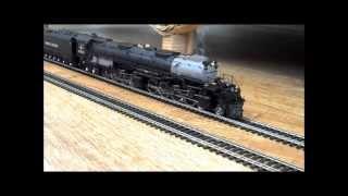 mth ho big boy freight run 4