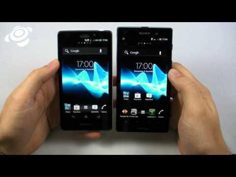 Sony Xperia ion vs. Xperia T [Deutsch]