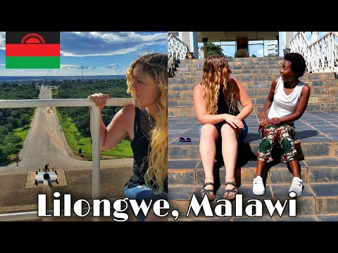 Discovering The City Of Lilongwe | Malawi Travel Vlog