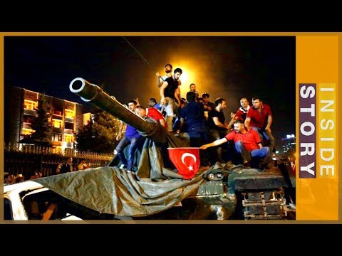 Inside Story - What's behind Turkey's failed coup?