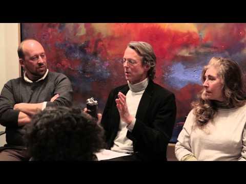 Art, Activism & Global Warming Panel