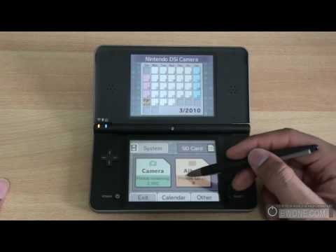 Nintendo DSi XL Unboxing And Review – BWOne