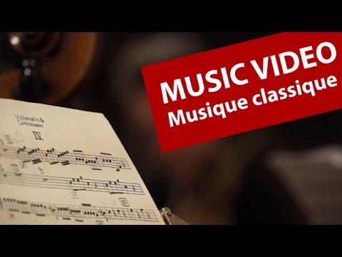 MUSIC VIDEO - CONCERT CLASSIQUE - Symphonie de Breizh - Tournage vidéo Cathédrale Vannes