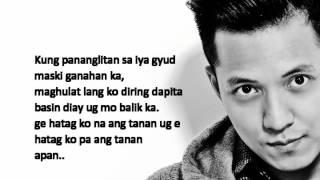 vuclip Kung Siya Man - Tj Monterde (Lyrics) (Bisaya)