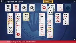 Game #29 | Solitaire World Tour | FreeCell - Expert | April 29, 2019 | Event