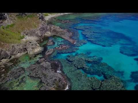 Yasawa Fiji  shot  with DJI Mavic Pro