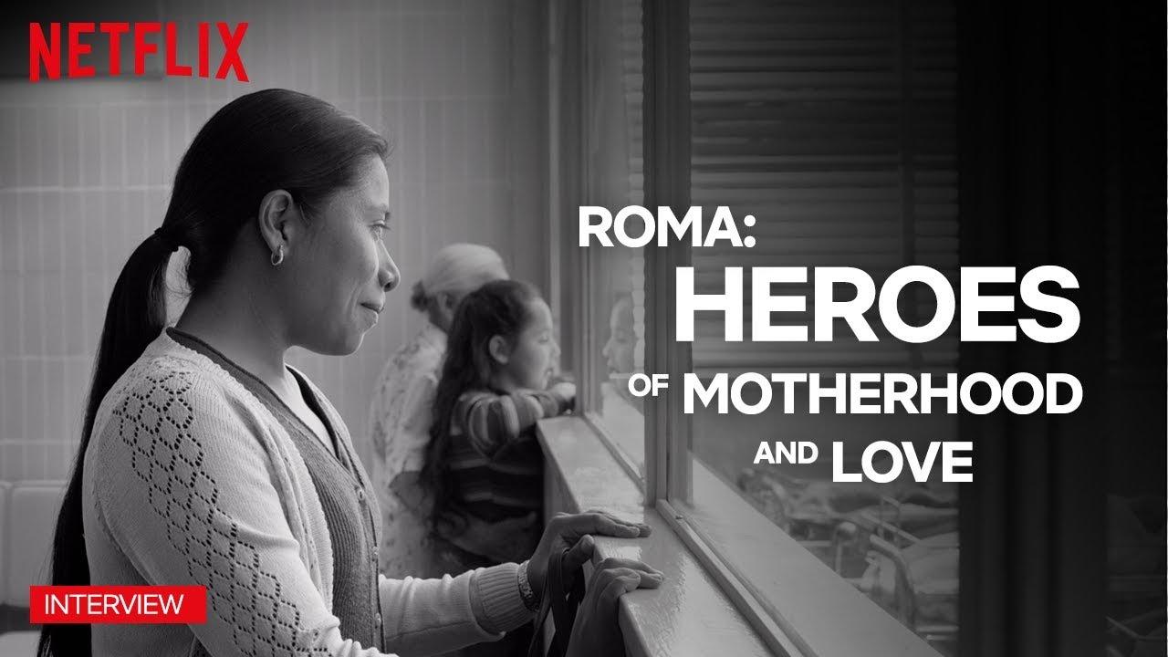 Roma Yalitza And Marina Talk About The Power Of Women Netflix