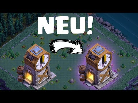 DER NEUE UHRENTURM! || CLASH OF CLANS || Let's Play CoC [Deutsch German]