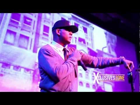 "Skyzoo ""Spike Lee Was My Hero"" Live in Harlem"