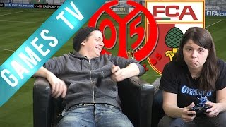 Video Gol Pertandingan Mainz FC vs FC Augsburg
