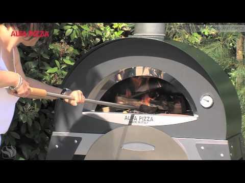 Alfa Pizza Oven - Ciao Model Demo