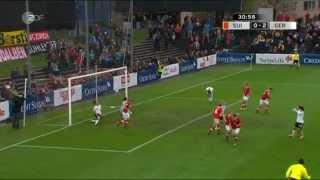 Fussball EM 2013 Qualifikation Frauen Deutschland-Schweiz 1. Halbzeit