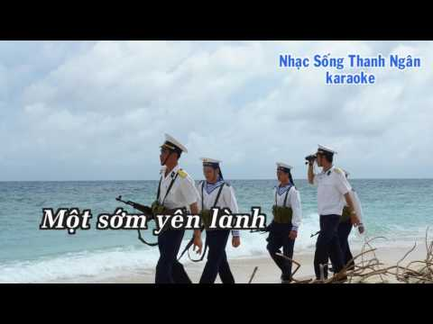Vòng Tay Cầu Hôn - Karaoke Nhạc Sống Thanh Ngân