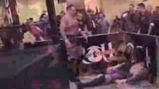 JAPW - Samoa Joe vs. Balls Mahoney.