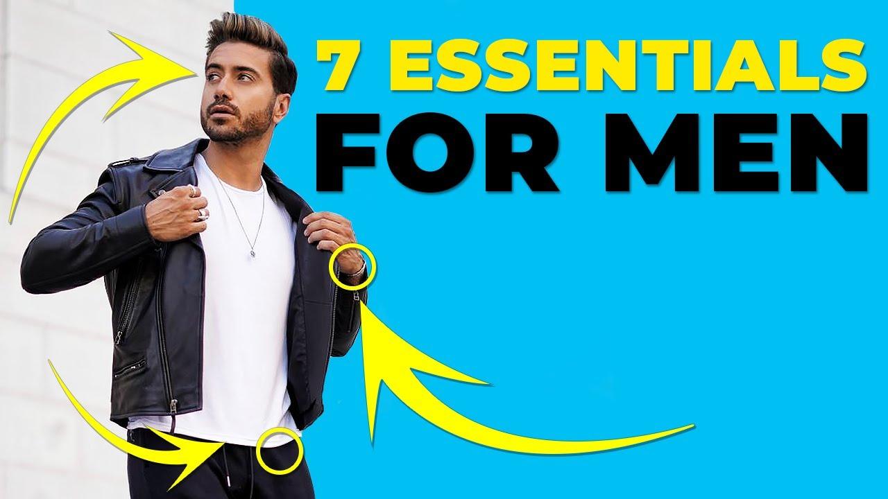 7 Fall Essentials Every Man Needs | Fall Trends 2019 | Alex Costa