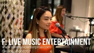 夜来香&我只在乎你Bossa Nova - 终于等到你 from Live Music Entertainment