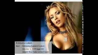 Actress Kristanna Loken movies list