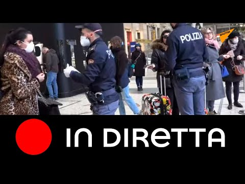 La situazione a Milano