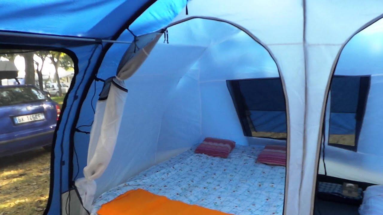 Tenda tour marco pesci open air conver optima youtube