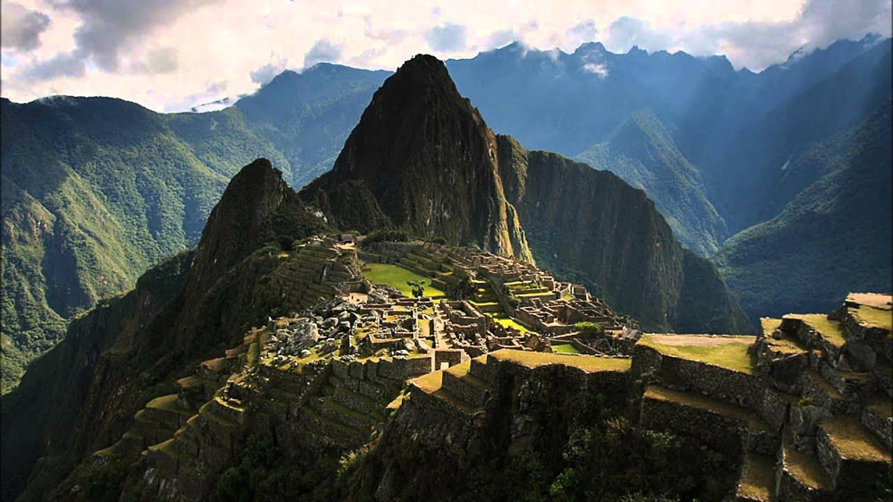 Machu Picchu Terrace Video Youtube