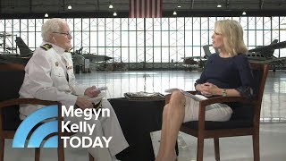 104-year-old Pearl Harbor Veteran Jim Downing Reveals Secrets Of Longevity | Megyn Kelly TODAY