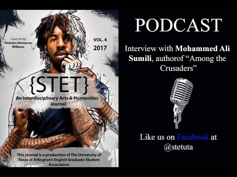 STET 2017 - PODCAST: Interview with Mohammed Ali Sumili