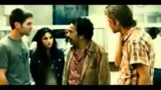 Borderland (2007) Trailer Ingles