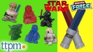 Star Wars Micro Force WOW! Series 1 from Hasbro