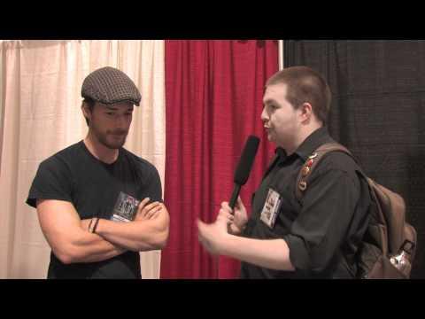FanExpo 2011 - Wes Craig (Artist on DC's T.H.U.N.D.E.R. Agents)