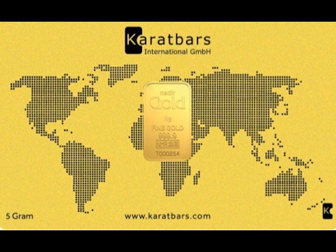 Buy Gold Bullion Online - Karat Bars Intl