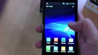LG Optimus L7 -L Style Series-