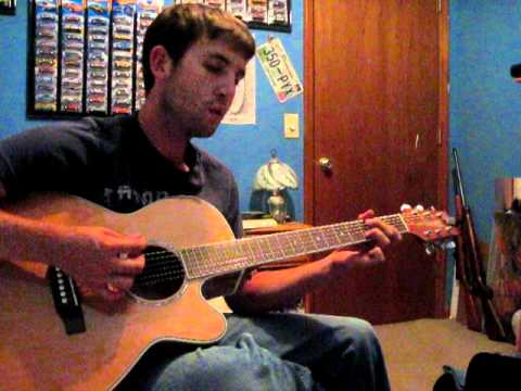 Country Music Jesus - Eric Church (Cover)