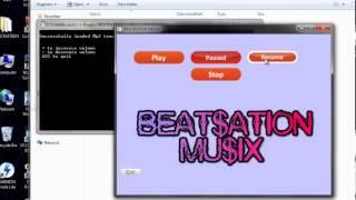 BEATSATION MUSIX Mp3 Player
