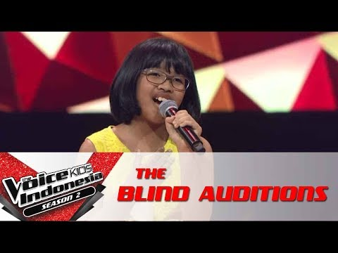 """Kiran """"Lost Boy""""   The Blind Auditions   The Voice Kids Indonesia Season 2 GTV 2017"""