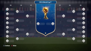 FIFA 18 WORLD CUP France